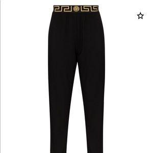 Versace cotton joggers. Versace size 5. US M.